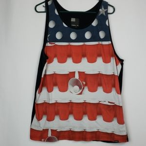 Red Solo Cup Tank Top